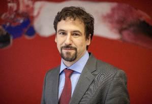O secretário-executivo do MinC João Brant Foto: Divulgação/Oliver Kornblihtt