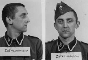 Hubert Zafke será julgado como cúmplice no assassinato de 3.681 pessoas Foto: AP