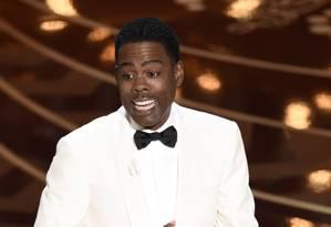 Chris Rock apresentou o Oscar 2016 Foto: Chris Pizzello / Invision/AP