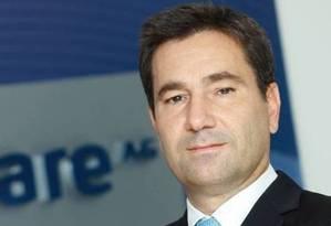 O vice-presidente do Facebook na América Latina, Diego Dzodan Foto: Reprodução do Facebook