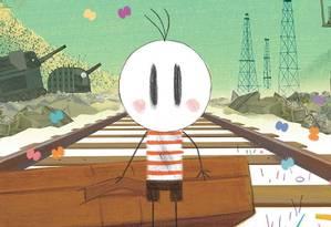 Cena de 'O menino e o mundo', animação do brasileiro Alê Abreu Foto: Divulgação