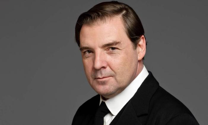 Brendan Coyle como John Bates em 'Downton Abbey Foto: Divulgação