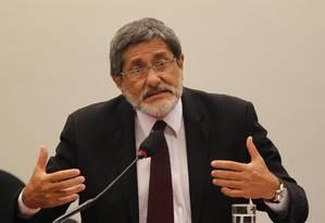 TCU determinou bloqueio de bens de Gabrielli por mais um ano Foto: Givaldo Barbosa / Agência O Globo/12-03-2015