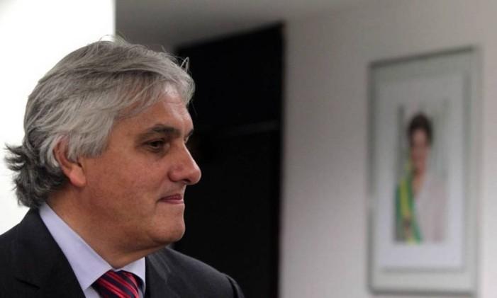 O senador Delcídio Amaral (PT-MS) Foto: Givaldo Barbosa / Agência O Globo