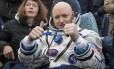 Scott Kelly passou 340 dias no espaço, um recorde para astronautas americanos
