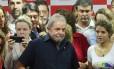 Lula ataca Lava-Jato e diz que se sentiu um prisioneiro