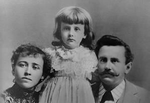 William Sydney Porter (1862-1910), contista americano conhecido pelo pseudônimo O. Henry Foto: Divulgação