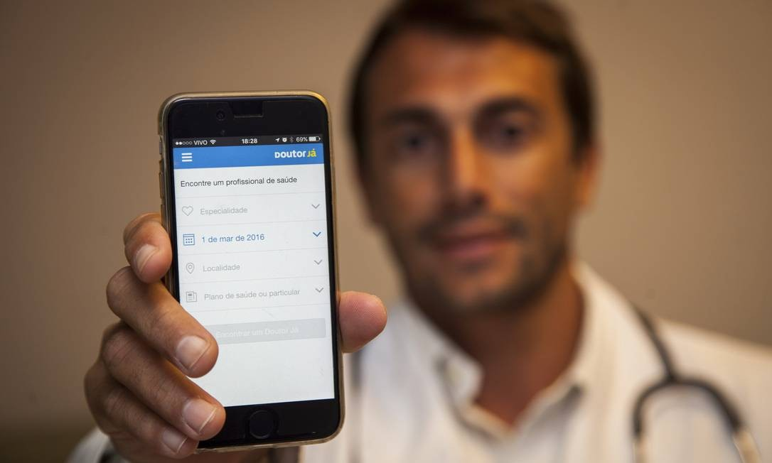 Startup se une a policlínica para ajudar pacientes do SUS
