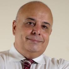 Luiz Antônio Novaes (o Mineiro), colunista do GLOBO Foto: Marcos Alves/ Agência O Globo
