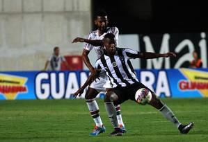 Fluminense e Botafogo se enfrentaram em Cariacica pela primeira fase, com vitória alvinegra Foto: Nelson Perez/Divulgação Fluminense