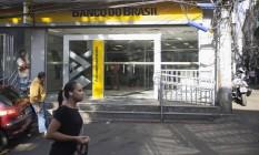 Agência do Banco do Brasil no Rio de Janeiro Foto: Nadia Sussman / Bloomberg