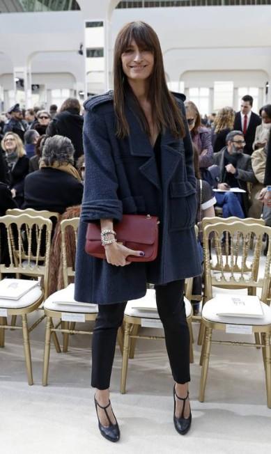 A modelo Caroline de Maigret BENOIT TESSIER / REUTERS