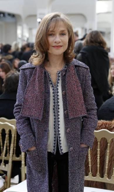 A atriz francesa Isabelle Huppert BENOIT TESSIER / REUTERS