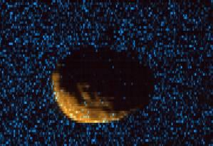 Espectrograma de Fobos vai ajudar cientistas a compreenderem melhor a composição da maior lua de Marte