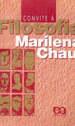 Na nona posição, o livro de Marilena Chaui Foto: Divulgação