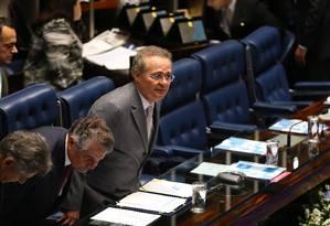 Renan disse que não poderia votar MP 694