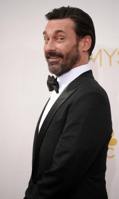 No Emmy de 2014: naquele ano, ele saiu perdendo mais uma vez para Bryan Cranston, o Walter White de 'Breaking Bad' Richard Shotwell / Richard Shotwell/Invision/AP