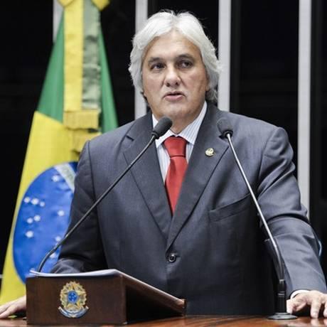O senador Delcídio Amaral (PT-MS) Foto: Câmara dos Deputados / Divulgação