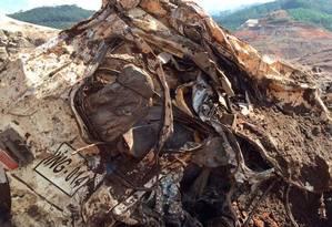 Corpo foi encontrado em cabine de caminhão e pode ser de motorista desaparecido Foto: Divulgação
