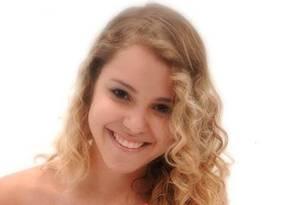Louise Maria da Silva Ribeiro, de 20 anos, foi encontrada morta perto da Universidade Nacional de Brasília Foto: Reprodução internet