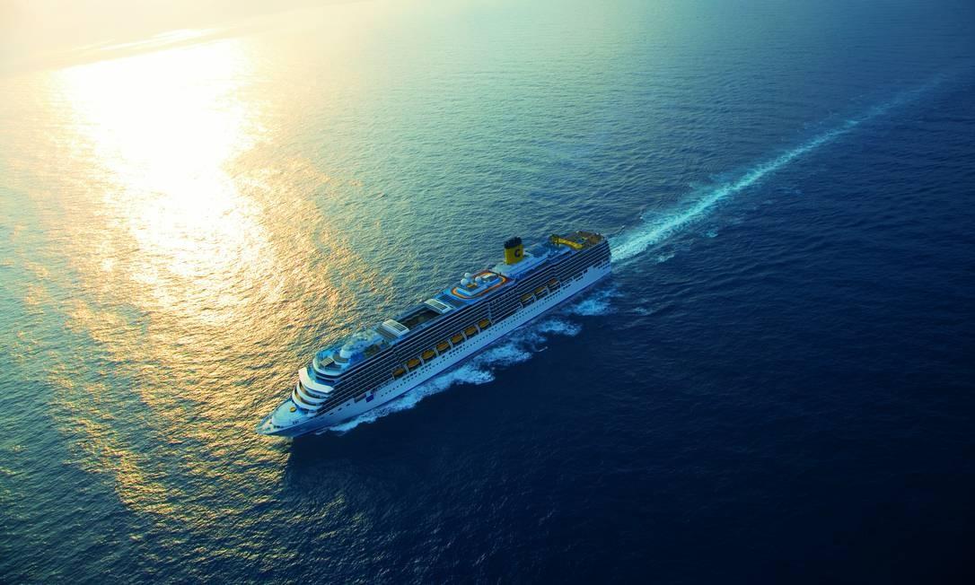 Rio de Janeiro será ponto de embarque para cruzeiro de volta ao mundo