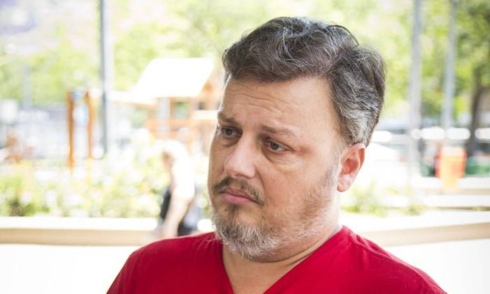 Konrado Nembre, 46, administrador Foto: Mônia Imbuzeiro / Agência O Globo