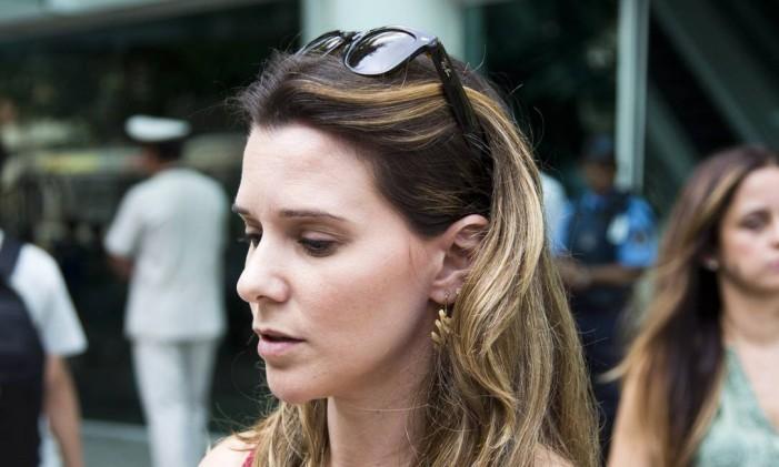 Paula Laranja, 40, advogada Foto: Agência O Globo