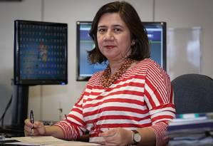 Juliana Pereira, ex-Secretária Nacional do Consumidor do Ministério da Justiça Foto: André Coelho / Agência O Globo