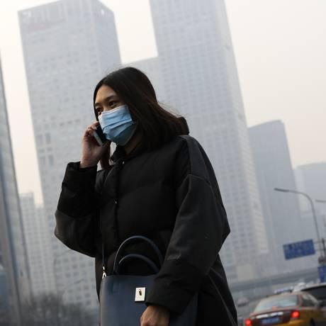 Poluição do ar provoca doenças respiratórias e cardíacas Foto: Andy Wong / AP