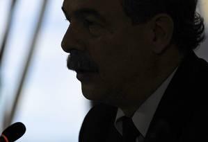 Ministro Aloizio Mercadante Foto: Andressa Anholete / AFP