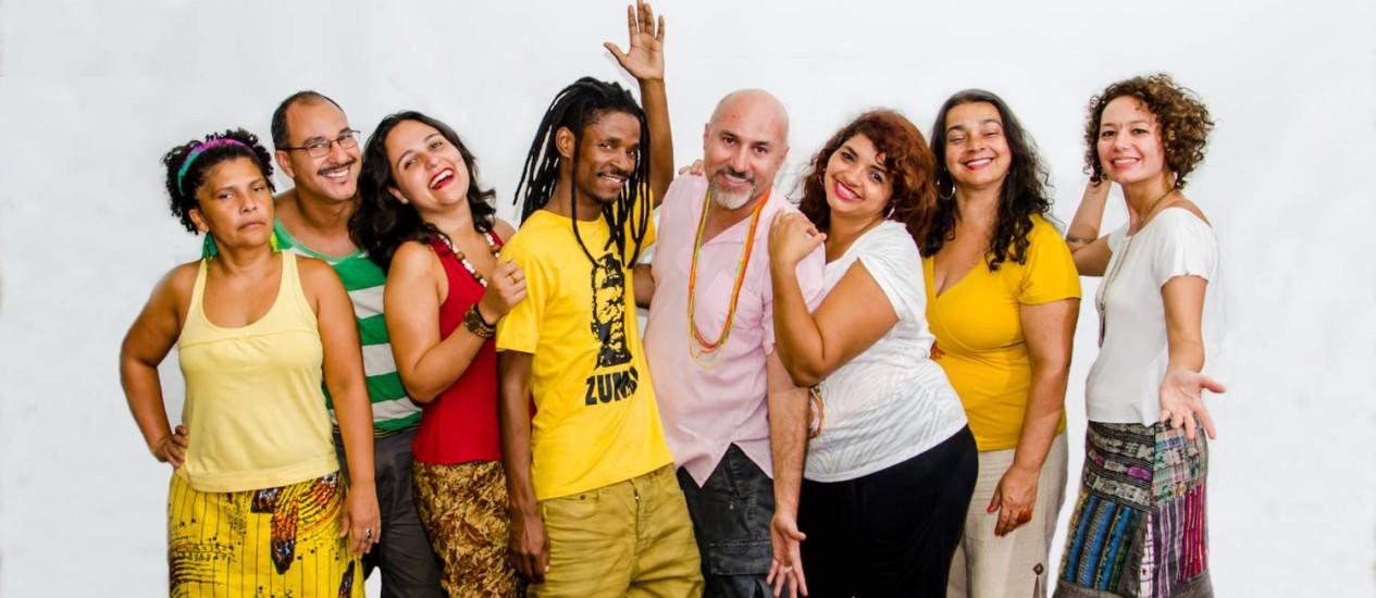 Teatro do Oprimido na Maré: cotidiano da favela em debate Foto: Noelia Albuquerque / Divulgação / Noelia Albuquerque