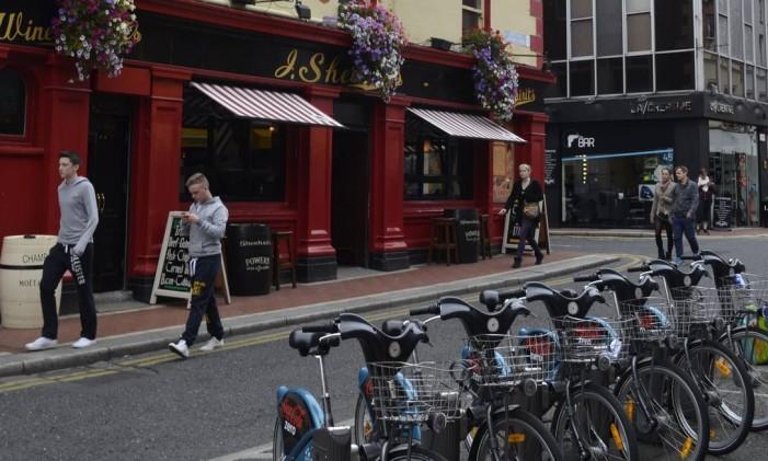 Dublin, Irlanda. Foto: Cristina Massari / Agência O Globo