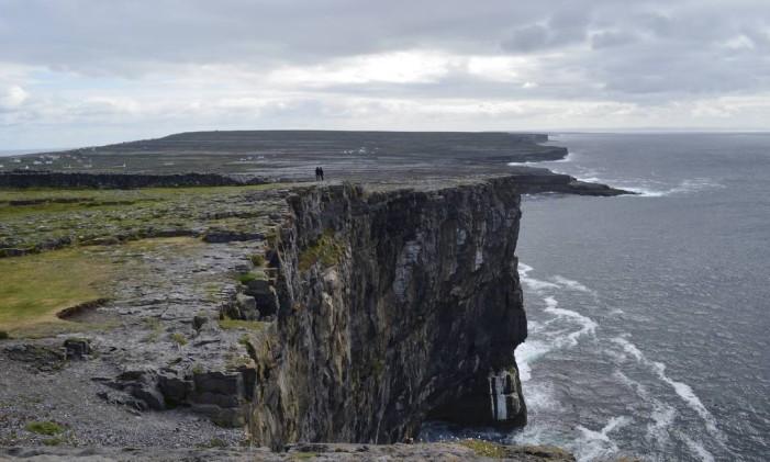 Aran Islands, Irlanda Foto: Cristina Massari / Agência O Globo