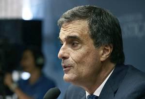 O chefe da AGU, José Eduardo Cardozo Foto: Jorge William / Agência O Globo