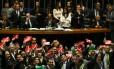 Câmara elege comissão especial do impeachment de Dilma