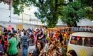 RI - Rio de Janeiro (RJ) - Cluster evento de moda e gastronomia e arte em Botafogo.