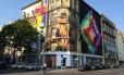 O prédio no bairro de Schöneberg onde será inaugurado o Museu de Arte Urbana Contemporânea Foto: Divulgação