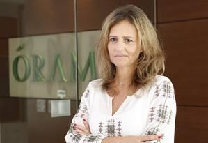Sandra Blanco, da Órama: para investir, o juro não compensa Foto: Fabio Rossi/19-12-2014