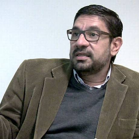 O operador financeiro Raul Schmidt foi preso na primeira fase internacional da Lava Jato Foto: Reprodução / Youtube