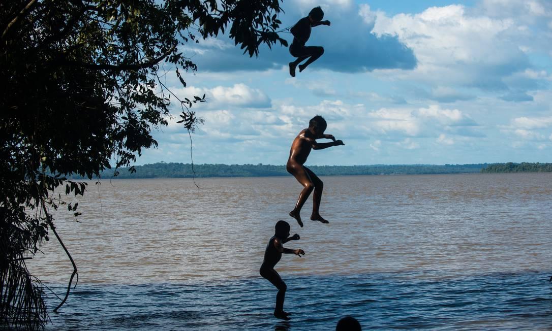 Segundo Greenpeace, barragem vai destruir 14 lagoas sazonais e perenes Valdemir Cunha / © Valdemir Cunha / Greenpeace