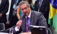 Presidente da Comissão do Impeachment, Rogério Rosso