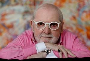 Aos 78 anos: Enquanto escreve, Jô dirige uma peça em São Paulo e diz que a TV ainda é uma de suas prioridades Foto: Edilson Dantas