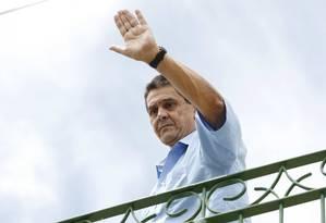 O ex-deputado Roberto Jefferson Foto: Pablo Jacob / Agência O Globo / 22-04-2014