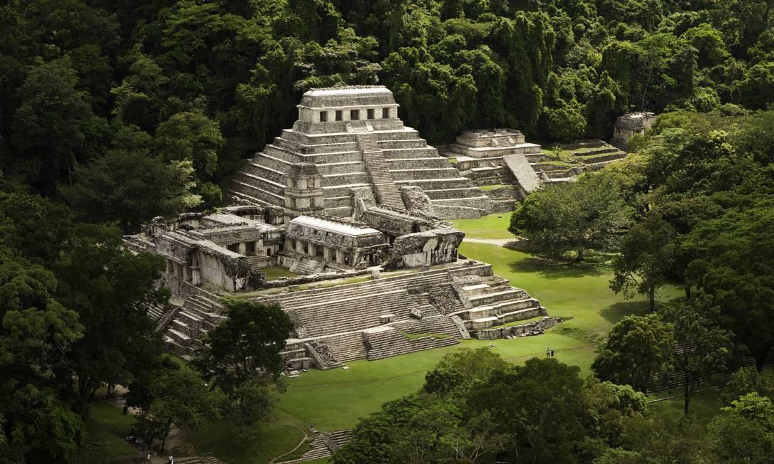 Riquezas do mundo maia em Tabasco e Chiapas, no México