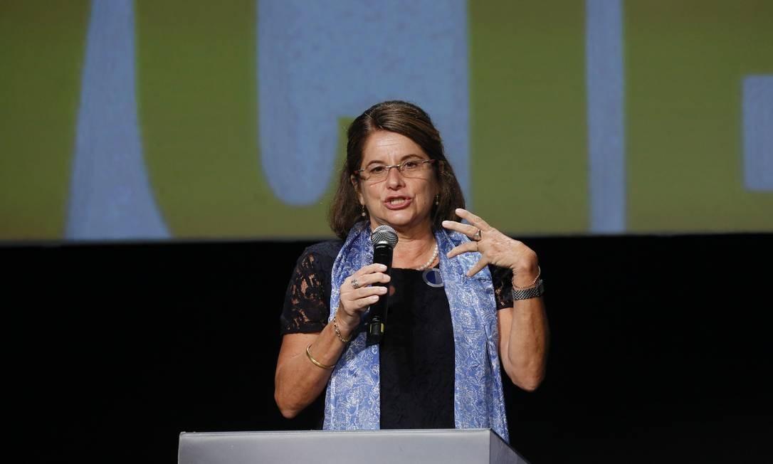 A médica Vera Cordeiro ganhou a categoria Ciência e Saúde Foto: Pablo Jacob