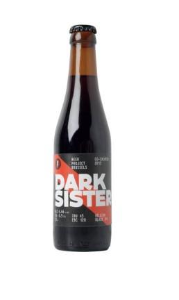 Dark Sister - Brussels Beer Project Foto: Divulgação