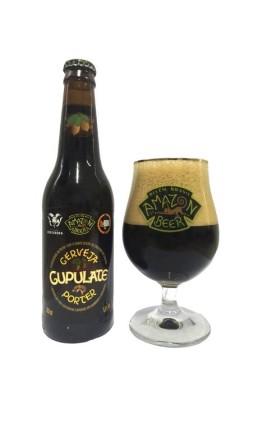 Cupulate Porter - Amazon Beer Foto: Divulgação