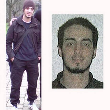 Najim Laachraoui teria se explodido no aeroporto da capital belga e foi descrito como cúmplice de Salah Abdeslam, um dos principais autores dos ataques de Paris Foto: HO / AFP