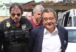 O marqueteiro João Santana, preso na Lava-Jato Foto: Geraldo Bubniak / /24-2-2016