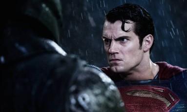 Cena de 'Batman vs Superman' Foto: Divulgação
